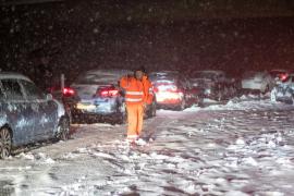 Consejos de Protección Civil ante la previsión de nuevas nevadas en la Península