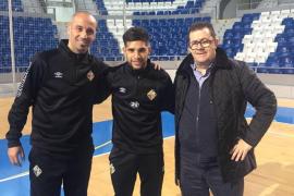 Claudino, segundo refuerzo invernal del Palma Futsal