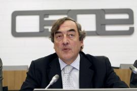 El presidente de la CEOE ve «anticuado» aumentar los sueldos según el IPC