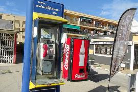 El Ajuntament de Calvià desmontará 69 cabinas de teléfono