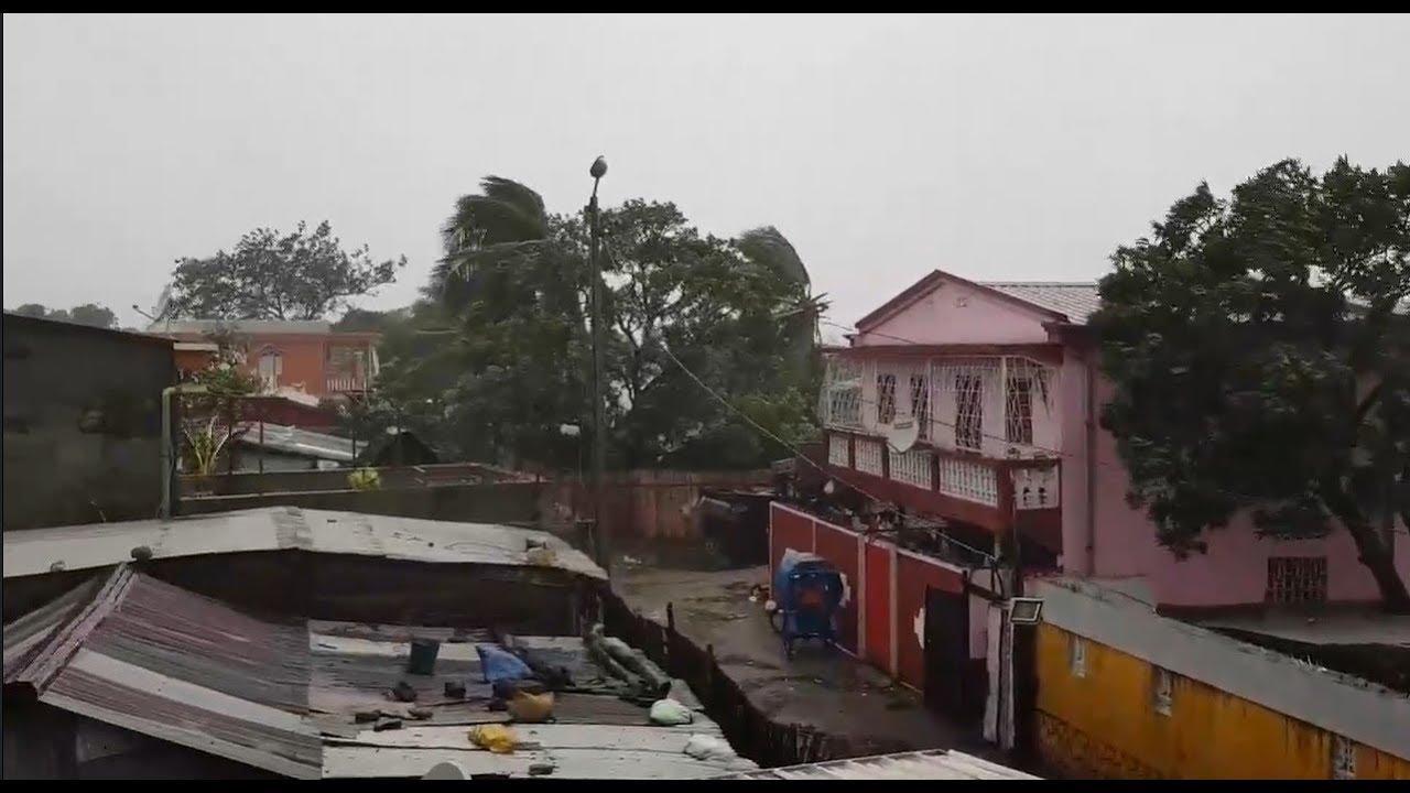 El tifón 'Ava' causa decenas de muertos y miles de evacuados en Madagascar