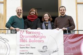 Los «mejores» autores de Baleares, cara a cara en el IV Torneig de Dramatúrgia
