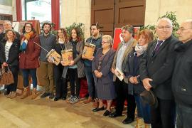 Sa Negreta organiza en sa Pobla el primer 'fogueró' popular en la Revetla de Sant Antoni