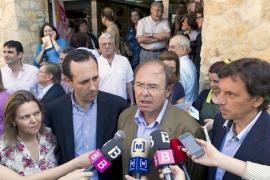Pío García Escudero: «El PP no entrará a los insultos y mentiras del PSIB-PSOE»