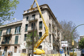 Paralizan el derribo del edificio de Santa Catalina que ARCA pidió proteger