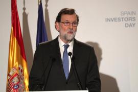 Rajoy ve «intachable» su gestión de Cataluña y espera que el Govern acate la ley