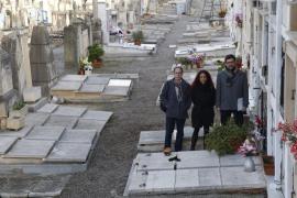 La EFM comienza la reforma de la parte antigua del cementerio de Palma