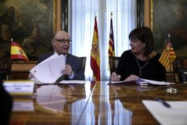 Hacienda y el Govern cerrarán en el primer trimestre de este año el nuevo REB de Baleares