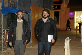 Lluís Apesteguia: llega un tanque Leopard cuatribarrado a las entrañas del Govern balear