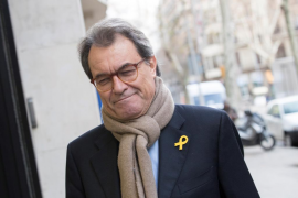 Artur Mas anuncia su renuncia como presidente del PDeCAT