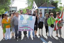 La foto de un ex preso etarra pidiendo el voto para Bildu reabre la vía de la impugnación