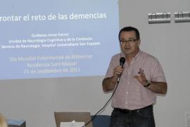 Guillermo Amer, nuevo vocal de la Sociedad Española de Neurología