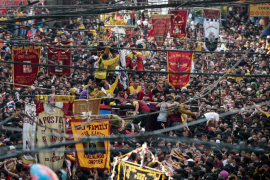 Un muerto y 800 heridos en la masiva procesión del Nazareno Negro en Manila
