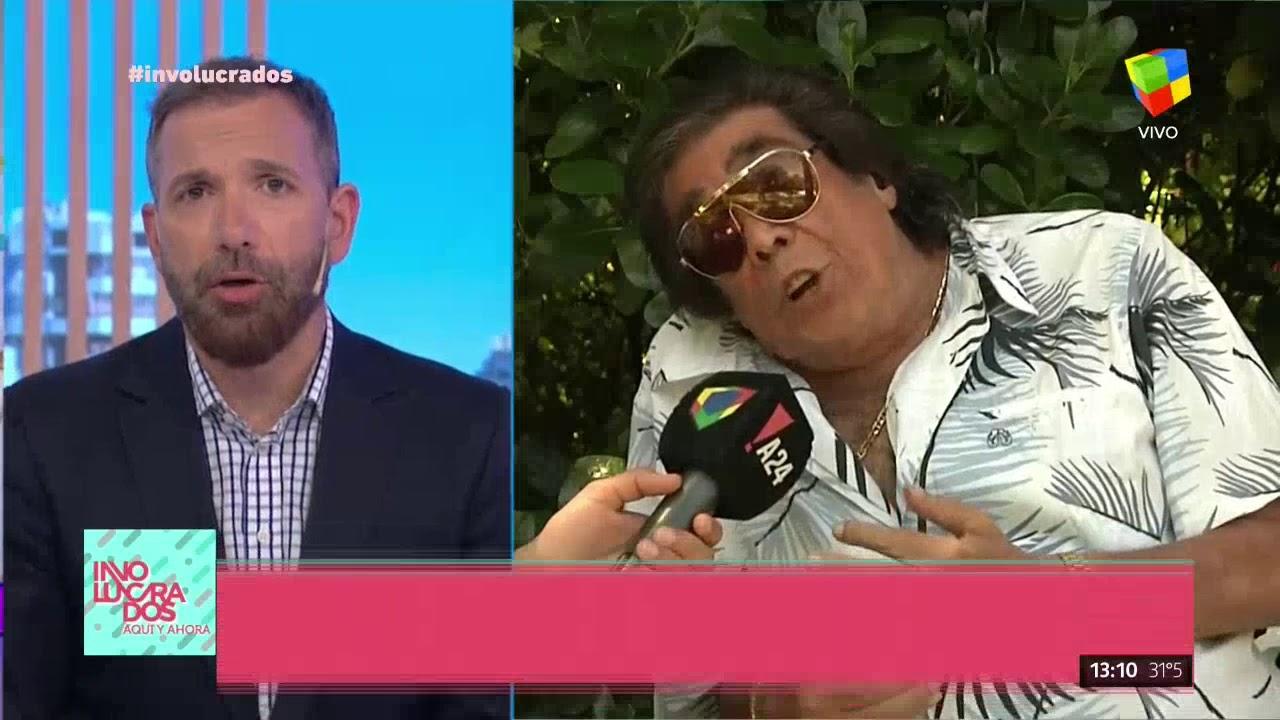 Polémicas declaraciones del cantante Cacho Castaña: «Si la violación es inevitable, relájate y goza»