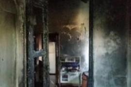 El hombre herido en el incendio de Marratxí está estable dentro de la gravedad