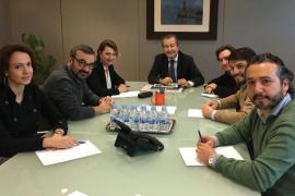 El PP critica la prisa de Noguera por «cortar la cinta» de la reforma del Paseo Marítimo
