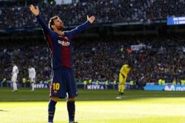 LaLiga denuncia insultos a Messi y Piqué en el Santiago Bernabéu