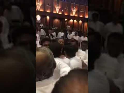 Varios diputados heridos en una pelea en el Parlamento de Sri Lanka