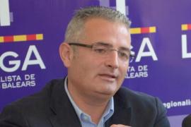 La Lliga propone reducir en una cuarta parte la Administración balear