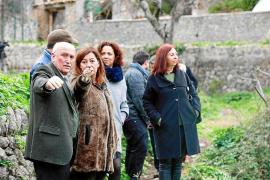 Armengol firma el convenio para abonar parte de la indemnización del Hort de la Cartoixa de Valldemossa
