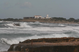 Baleares estará este jueves en aviso por riesgo por fenómenos costeros