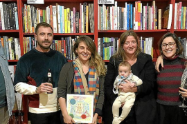 Presentación del libro de Aina Bestard en Rata Corner