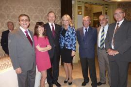 El cuerpo consular de Balears celebra el aniversario del Convenio de Viena