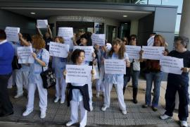 Las limpiadoras de Son Espases desconvocan la huelga prevista para el 18, 19 y 20 de mayo