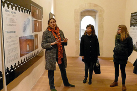 La torre del Palau de Manacor abrirá las puertas para mostrar su legado medieval