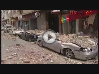 Un terremoto causa al menos ocho muertos en Murcia