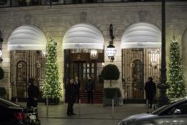 La policía recupera las joyas robadas en el hotel Ritz de París