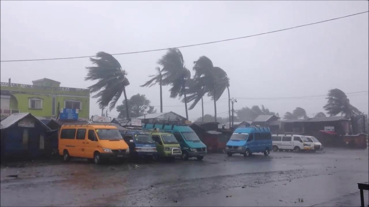 El ciclón 'Ava' deja al menos 42 muertos a su paso por Madagascar