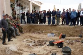 El Govern denuncia los asesinatos de la fosa de Porreres como crimen contra la humanidad