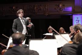 Pablo Mielgo, director de la Orquestra Simfònica de Balears