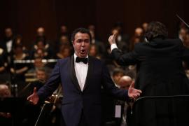 Simón Orfila en la gala del 125 aniversario de Ultima Hora