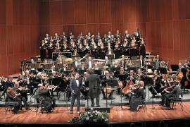 orquestra simfònica de Balears y Cor del Teatre Principal