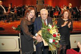 Francina Armengol, Pere A. Serra y Fanny Tur
