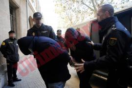 Cárcel para dos detenidos en la operación antidroga de Son Banya