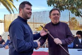 Guillem Jordà, nuevo alcalde de Maria de la Salut