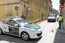 Detenido un drogadicto que asaltó una frutería y un bar en Villafranca y Sant Joan