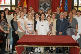 El Concurso de Piano Rotary reúne a una cuarentena de participantes