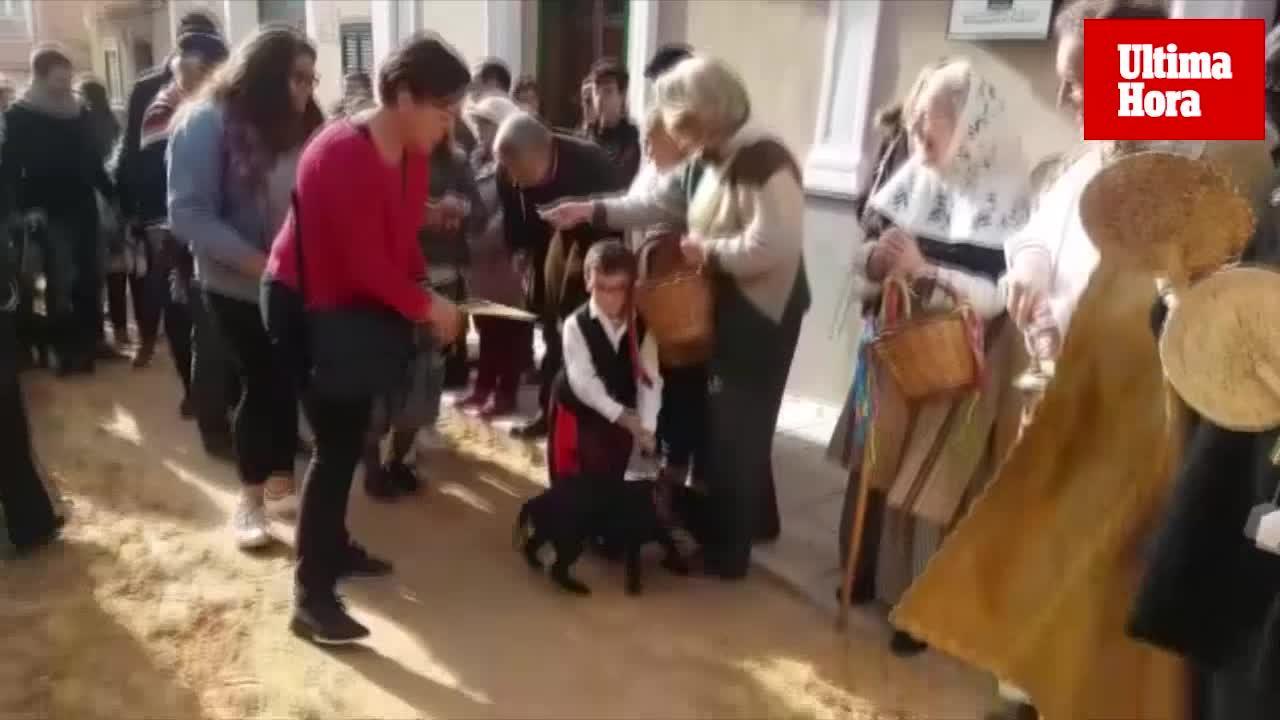 Andratx celebra sus 'beneïdes'