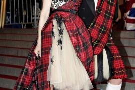 Sarah Jessica Parker y Alexander McQueen