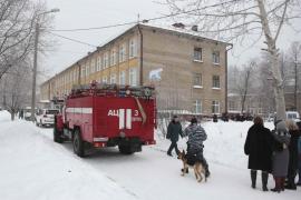 Una pelea con cuchillos en un colegio de Rusia se salda con al menos 15 heridos