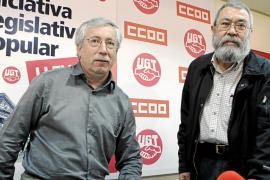UGT y CCOO abren la puerta a negociar que el salario no suba con el IPC a partir de 2013