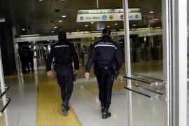 La policía incrementará la vigilancia de la Estación Intermodal de Palma con agentes de paisano