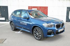 Nuevo BMW X3: Mejorado en los aspectos más importantes