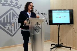 El paro desciende un 5,9% en Palma pero la contratación cae un 18,1% durante diciembre