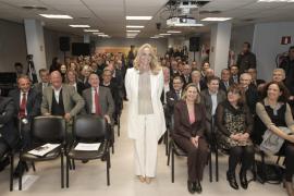 María Frontera asume la presidencia de la FEHM para «continuar el buen trabajo que se ha hecho hasta ahora»