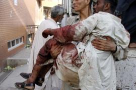 Atentado con al menos 88 muertos en Pakistán para vengar a Bin Laden